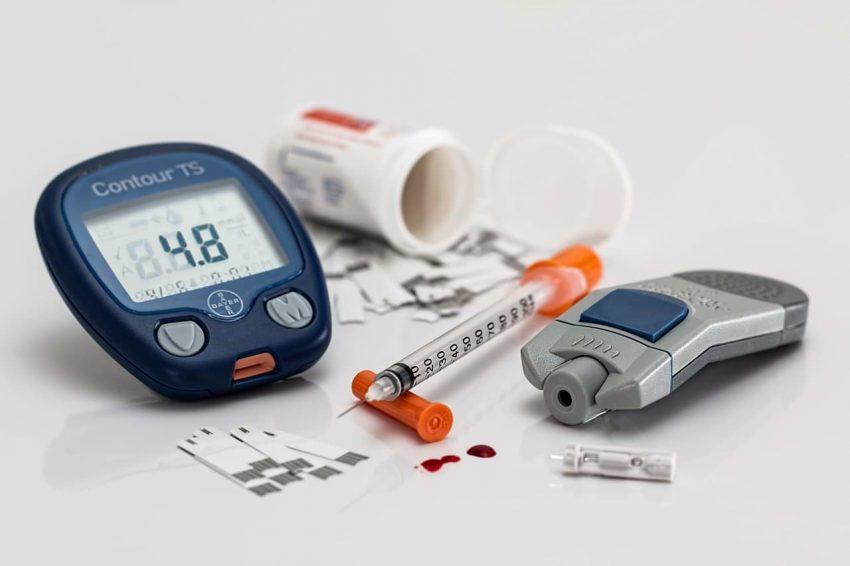 Diabetesverktyg för resan